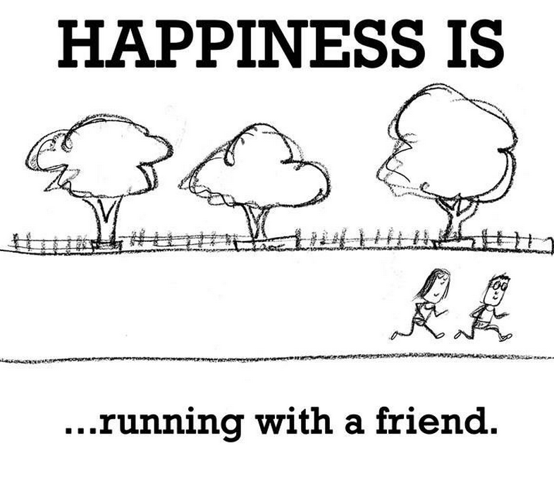 Image result for running friends