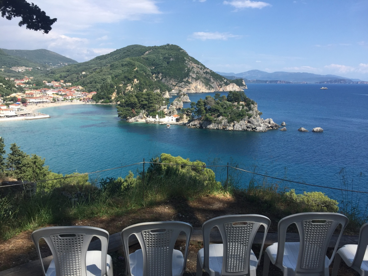 Pretty in Parga